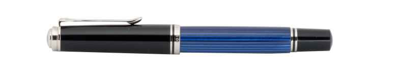 Black-Blue Pelikan M605 0.7mm Stub
